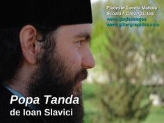 Popa Tanda de Ioan Slavici - [PPT Powerpoint] Tandem, Movies, Movie Posters, Films, Film Poster, Cinema, Movie, Film, Movie Quotes
