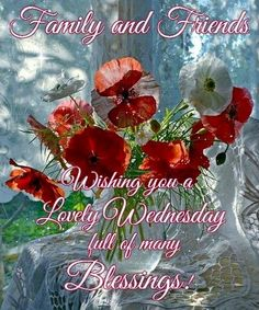 Wishing You A Lovely Wednesday Full Of Many Blessings good morning wednesday happy wednesday good morning wednesday wednesday blessings wednesday image quotes wednesday quotes and sayings Wednesday Greetings, Wednesday Hump Day, Blessed Wednesday, Good Morning Wednesday, Wonderful Wednesday, Happy Wednesday, Happy Day, Wednesday Sayings, Tuesday