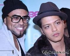 Philip Lawrence with Bruno Mars ...Seriously...omg...GORGEOUS.