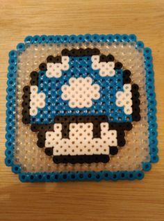 Posavaso seta super Mario Bros...