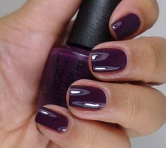 OPI Skating On Thin Ice-land Nordic Collection by OPI.
