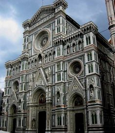 Cathedral-Of-Santa-Maria-Del-Fiore-Florence-Italy Buildings that Leave us Stunned for Centuries!  http://www.homevselectronics.com/buildings-that-leave-us-stunned-for-centuries/#more-3267