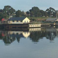 Good morning Geelong #geelongwaterfront #geelong by kenmassari http://ift.tt/1JtS0vo