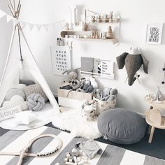 Is this a perfect play space or what! Is this a perfect play space or what! Baby Bedroom, Baby Boy Rooms, Baby Room Decor, Baby Boy Nurseries, Nursery Room, Kids Bedroom, Child's Room, Country Baby Rooms, Room Baby