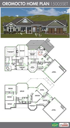 Oromocto Home Plan
