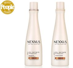 People Beauty Awards: The Best Hair Products   Best shampoo and conditioner: Nexxus