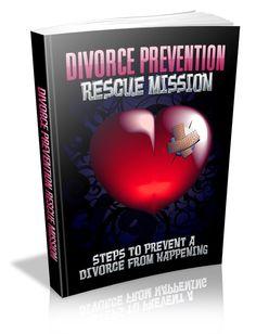 Divorce Prevention Rescue Mission     #parenting