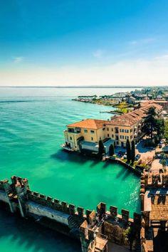 Lago di Garda, Northern Italy