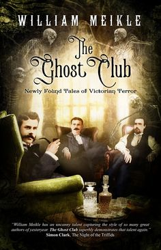 """""""Masters of literature spin classic spooky tales in this chilling collection."""" – Scott Nicholson, author of The Red Church  http://getbook.at/GhostClub"""