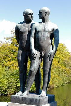 male bronze sculpture - Google Search