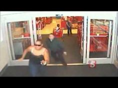 Shoplifting Moms Run From Security & LEAVE THEIR KIDS BEHIND!!! - YouTube