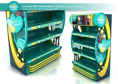Pampers Assembled Units on Behance