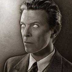 Bowie by Markus Klinko Heathen