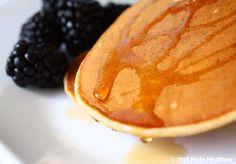 Haupia Pancakes