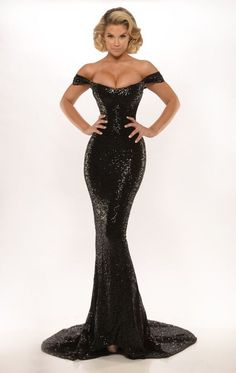 Diamond Gown 12 by Portia and Scarlett