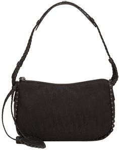 Diorissimo cloth handbag
