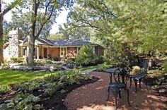 Mills Court - traditional - exterior - chicago - Michael Vincent Homes, LLC