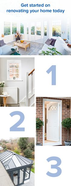 Home renovation with Everest is as easy as 1, 2, 3! Book an in-home appointment with us today to get a free quote.