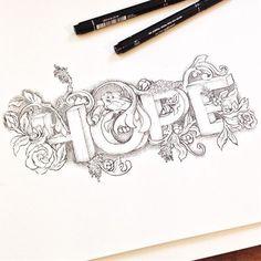 Hope - esperança