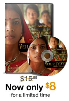 Veil of Tears DVD - Own the DVD Today for only $8 shipped! #veiloftears - Gospel for Asia