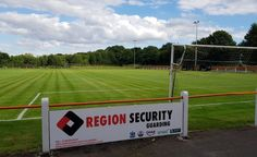 We are pleased to announce that Region Security will be the main sponsor for Wolverhampton Sporting CFC over the next few seasons.