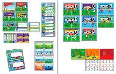 Trousse thématique des sportifs www.lindispensable.ca Theme For, Athlete, Products