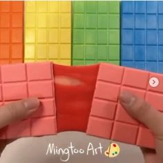 Satisfying Pictures, Oddly Satisfying Videos, Satisfying Things, Jelly Slime, Slimy Slime, Slime Vids, Slime And Squishy, Slime Craft, Bookmarks Kids