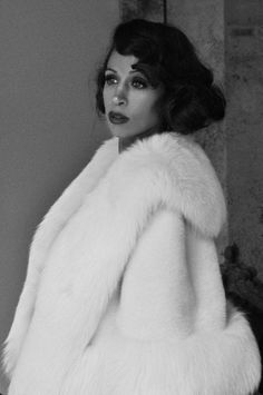 . Stacey Dash, Fur Trim, Fur Coat, Actors, Female, Film, Fashion, Movie, Moda
