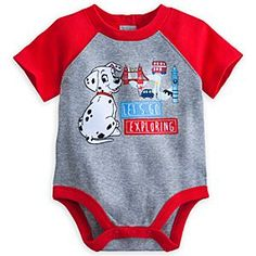 a94d995f09f 101 Dalmatians Disney Cuddly Bodysuit for Baby