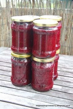 How To Make Pickles, Polish Recipes, Polish Food, Meals In A Jar, Fermented Foods, Canning Recipes, Beetroot, Beets, Preserves