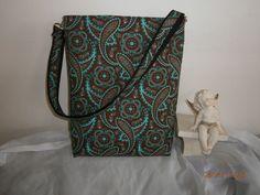 KAŠMÍROVÝ VZOR:-) Diaper Bag, Bags, Fashion, Handbags, Moda, Fashion Styles, Diaper Bags, Mothers Bag, Fashion Illustrations