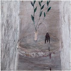 Nanna Susi Modern Art, Contemporary, Figurative, Finland, Creative Art, Flower Art, Still Life, Mystery, Weaving