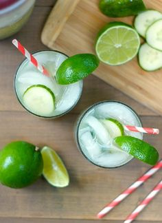 15 Sparkling Water and Wine Drinks