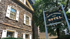 First constructed as a carriage house in 1799, then converted into a hotel in 1826, the Mount Vernon Hotel is not only one of the oldest buildings in Manhattan but also a fascinating slice of what life was like in NY C back when this part of the Upper East Side was considered the countryside. -- AFAR -- 6-15-16