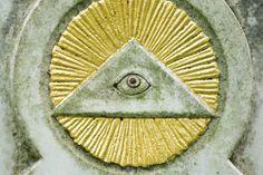 freemason allseeing eye in triangle | Freemasonry & Esoterica