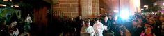 Acto de inauguración y bendición del Belén instalado por el Ayuntamiento de San Fernando en el cancel de la Iglesia Mayor Parroquial, con la participación del coro carmelitano San Juan de la Cruz. 11 de diciembre de 2015.