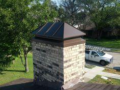 Chimney Cap Repair Dallas