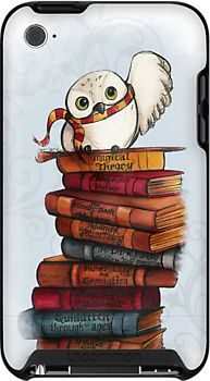 Hedwig iPod Touch 4 case
