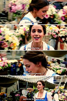 Emma Watson - Beauty and the Beast - Belle