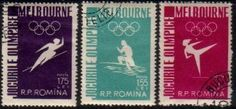 ROMANIA   Scott: # 1116-20 F-VF USED http://www.delcampe.com/item.php?id=0010959929&language=E&sessionToken=sslLogin_9d2489bd14960bc5ba63420c0d4da719