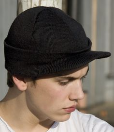 Result Esco Army Knitted Hat  - pic only