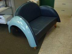VW Beetle Chair