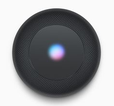 apple has announced the launch of 'HomePod', a wireless home speaker that uses spatial awareness to sense its location in a room. Homemade Speakers, Wireless Home Speakers, Led, Av Receiver, Industrial Design Sketch, Id Design, Apple Products, Baby Products, Home Automation