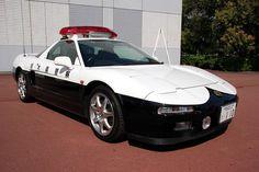 HONDA NSX Police Car