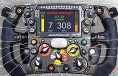 Afbeeldingsresultaat voor f1 steering wheel screen