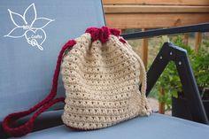 MNE Crafts: Triangle Stitch Backpack