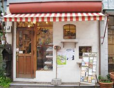 Kichijoji and Koenji are two quaint little Western-Tokyo suburbs just 10 minutes apart from each other by train. Spend the afternoon won. Cafe Bar, Cafe Shop, Coffee Shop Design, Cafe Design, Store Design, Cafe Interior, Interior And Exterior, Mini Cafe, Cute Store