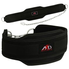 Weight Lifting Belt, Neoprene Belt Exercise Belt Heavy Chain (Black) - Great price appears to be well built. Weight Lifting Motivation, Heavy Weight Lifting, Best Home Gym Equipment, Mma Equipment, Strength Training Equipment, Gym Training, Powerlifting Training, Workout Belt, Gym Weights