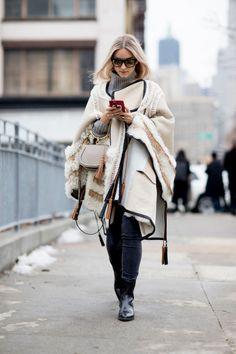 Best Street Style: New York Fashion Week AW 17