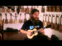 "Mike Love ""Dark Days"" New Original Music on Pepe Romero Jr. Ukulele - YouTube"